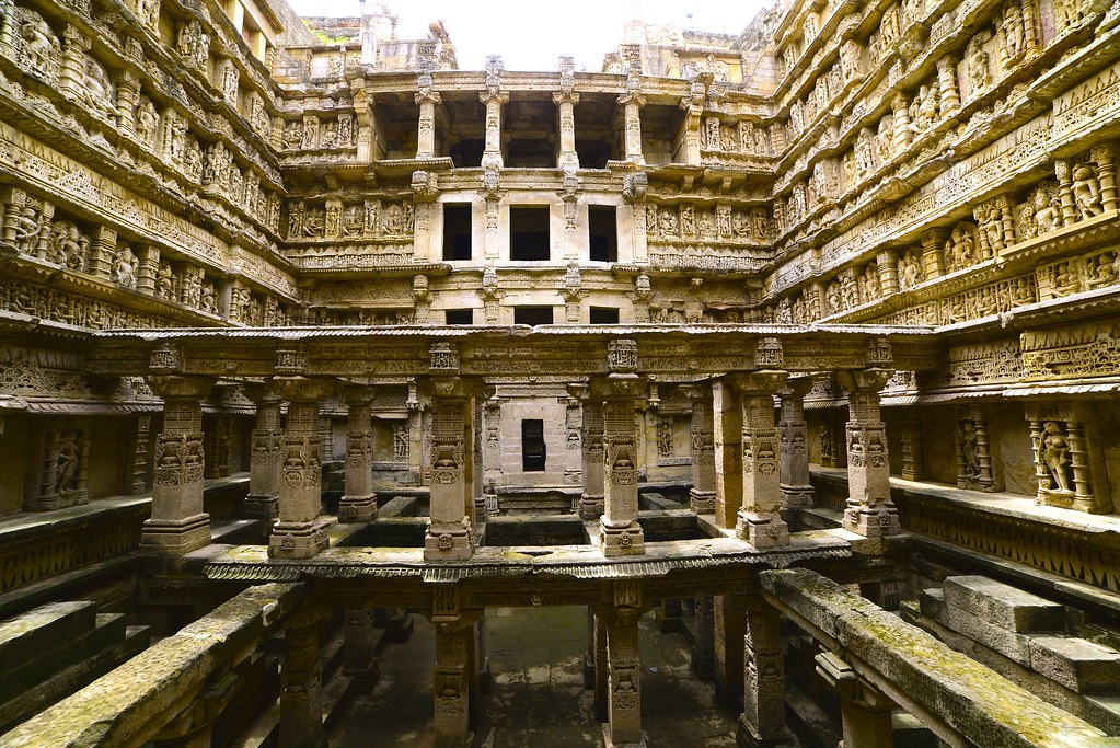 Rani Ki Vav (Queen's Step Well), Patan, Gujarat, India