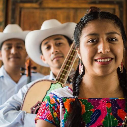 La música, el credo de Staku' y sus Huastecos