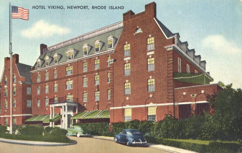 Hotel Viking - Newport, Rhode Island