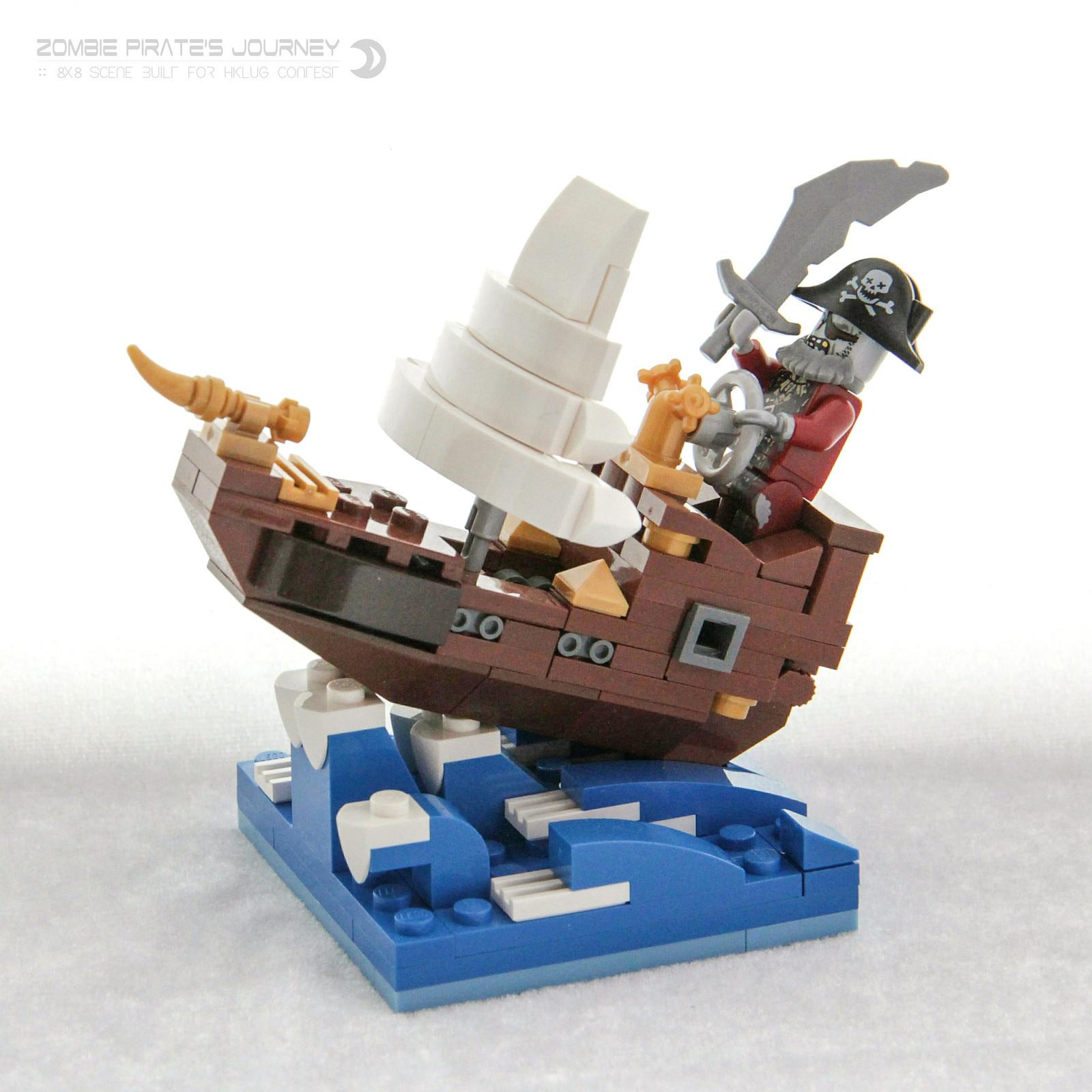 喪屍船長永恒的冒險