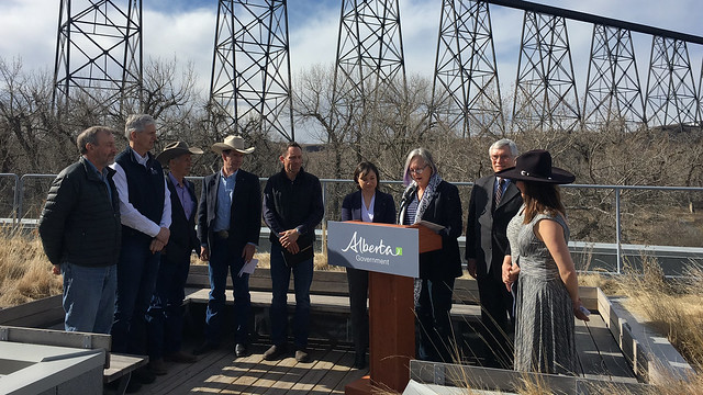 Alberta invests in land and water conservation