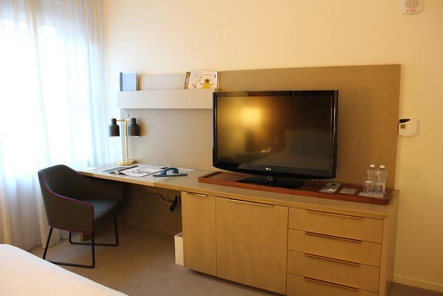 Hotel Room, 21c Museum Hotel, Cincinnati OH