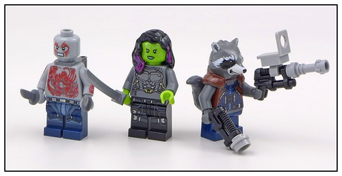 LEGO SuperHeroes Guardians of the Galaxy Vol 2 (2017) figures06