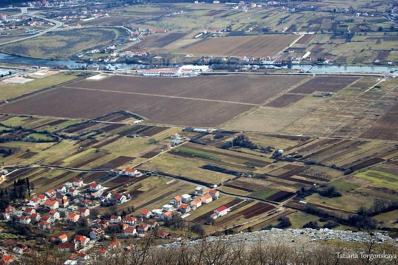 Окрестности города Требинье