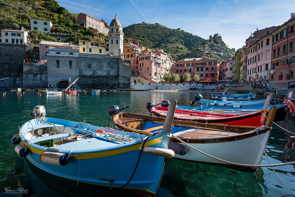 Le Port de Vernazza