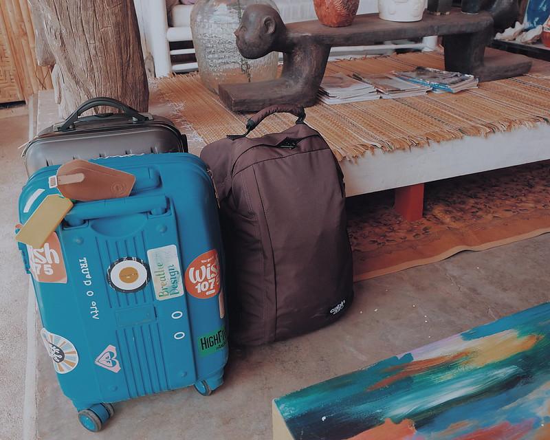 cabin zero 44 l bag