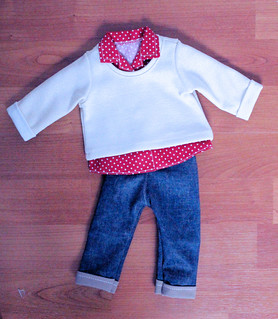 Nellie Rose - American Girl Outfit