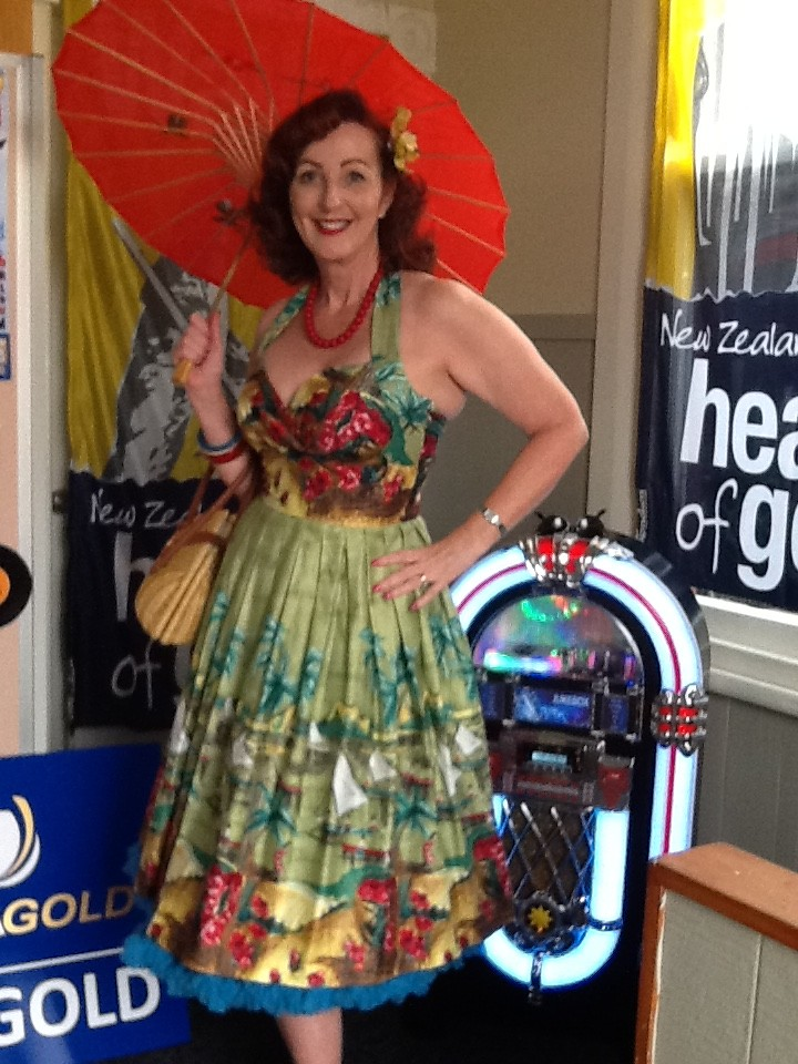 Waihi's Warm Up Party for Beach Hop - Best Dressed 2017