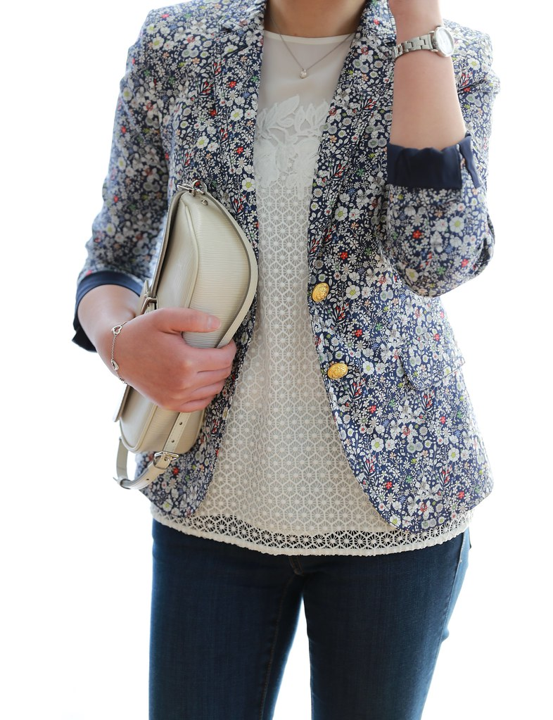 J.Crew Liberty classic schoolboy blazer from thredUP, size 00 regular (c/o thredUP)