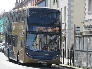 Stagecoach Cumbria Gold Alexander Dennis Enviro 400 Scania 15920 PX13 DME | by Kev's Transport Pics 2018