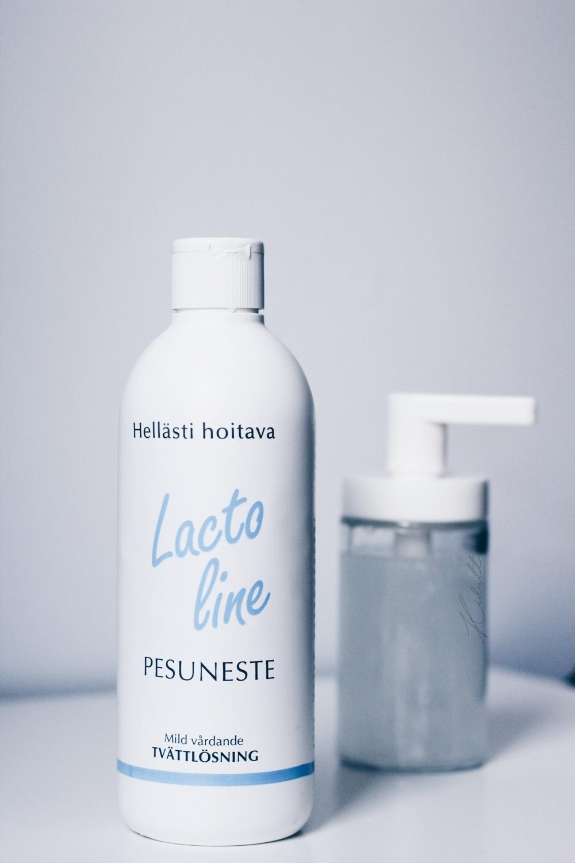 lactoline puhdistaja