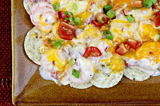 Tijuana  Shrimp Nachos | by Sweet Beginnings Blog