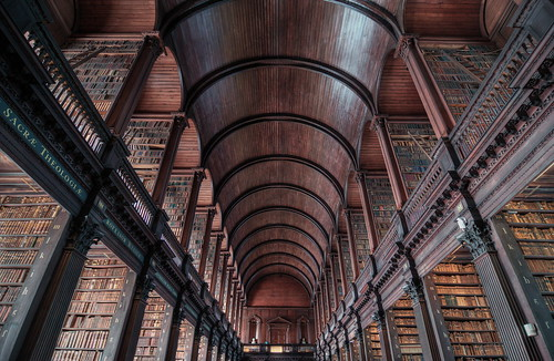 Convergence, Long Room, Trinity College | by Rob Hurson