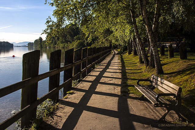 Fort to Fort ~ Fort Langley, BC