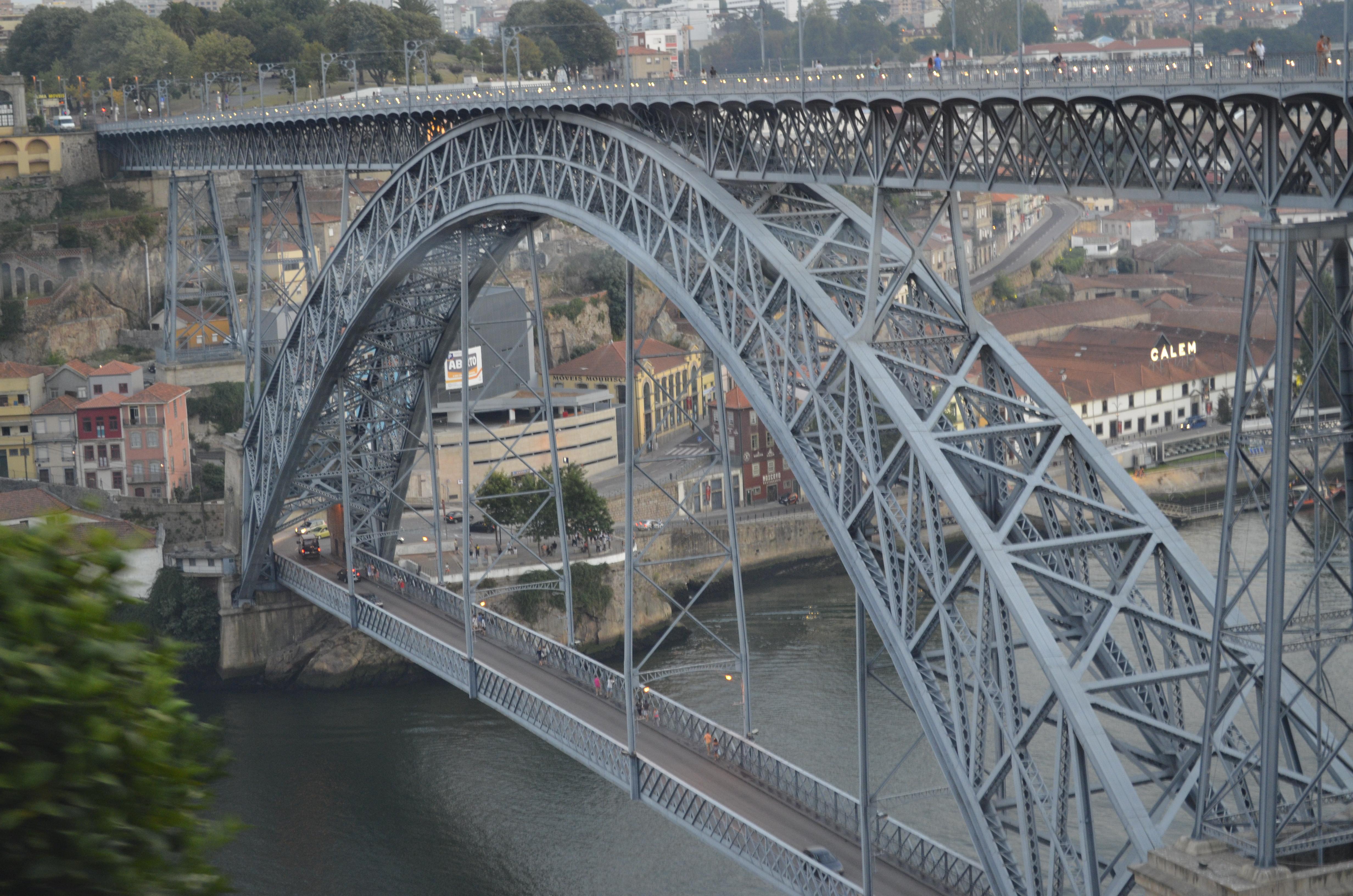 Ponte D. Luís, Porto