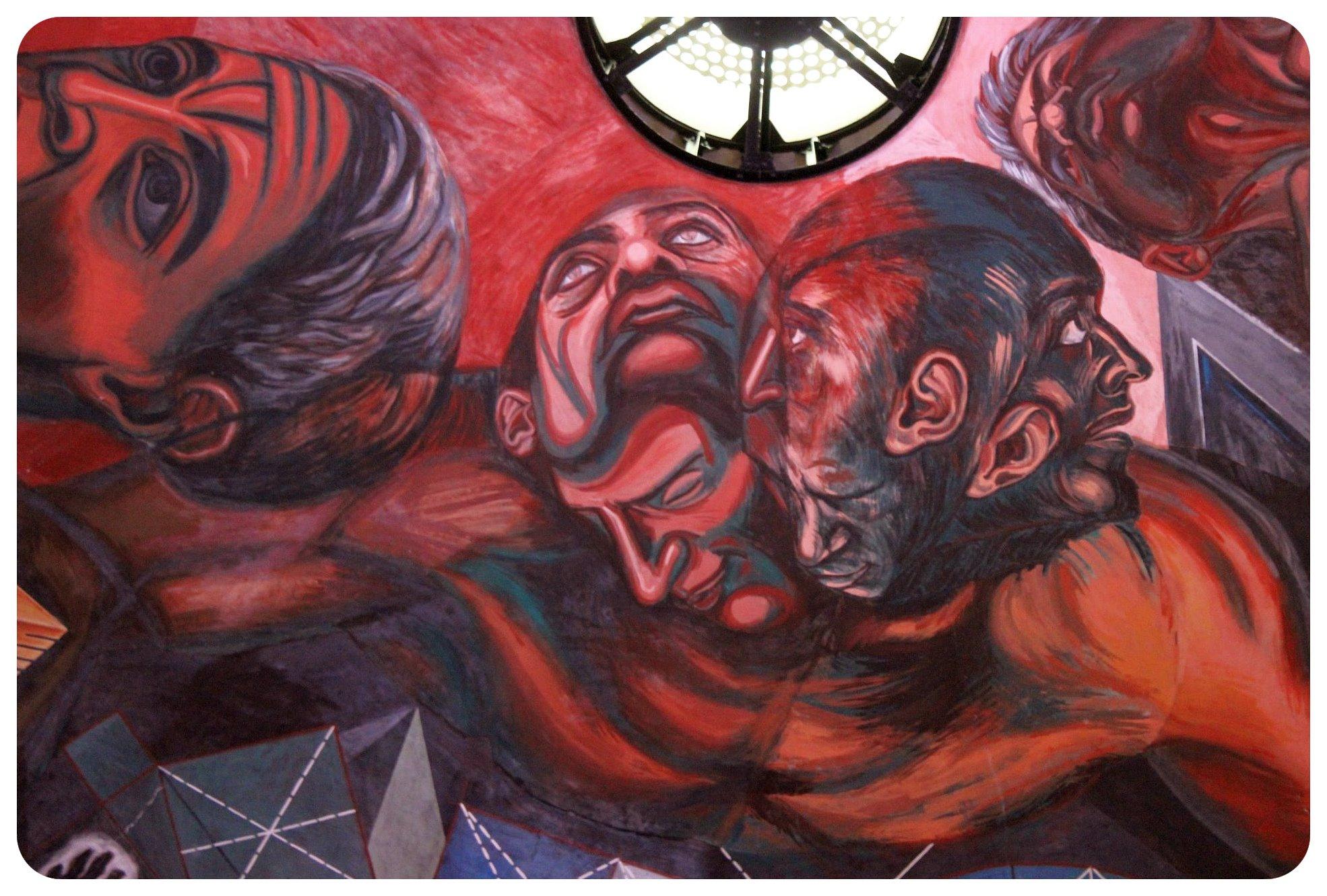 guadalajara orozco mural