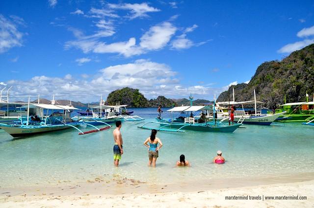 Atwayan Beach Coron