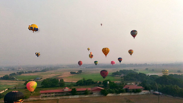 Lubao International Balloon FestivaTravel Philippines Pampanga Summer Duane Bacon Sky