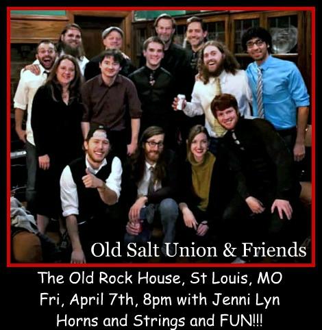 Old Salt Union & Friends 4-7-17