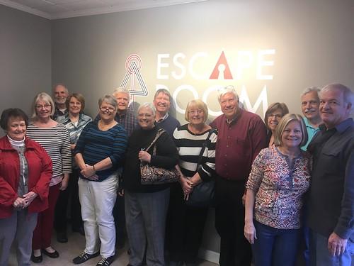 Mu T Escape Room