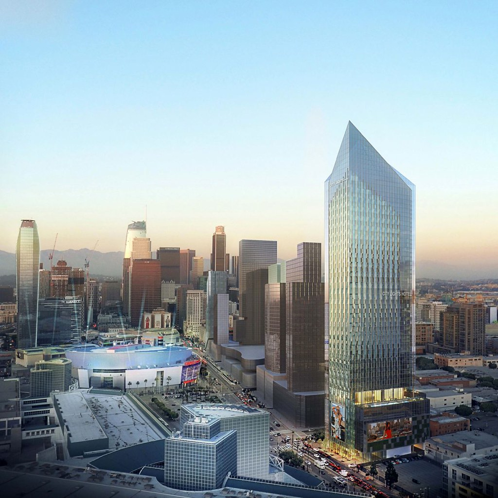 Los Angeles Mall: Downtown Project Rundown 6.0