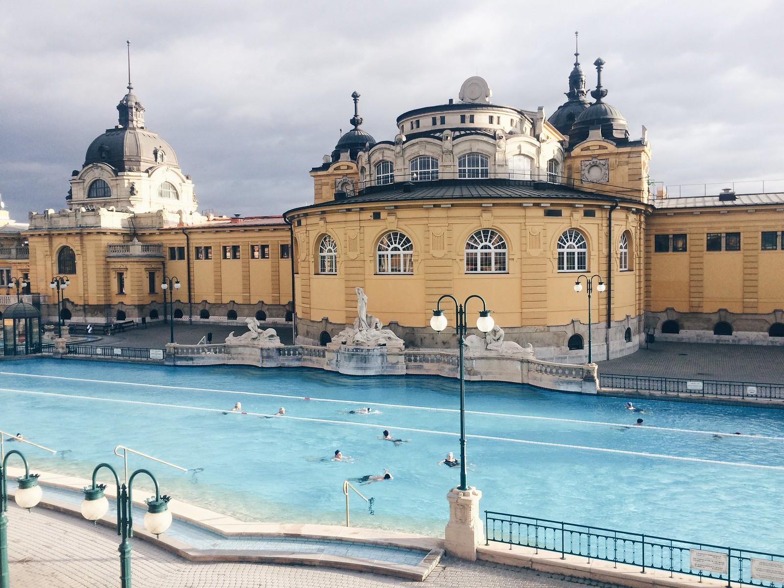 Széchenyi Medicinal Baths
