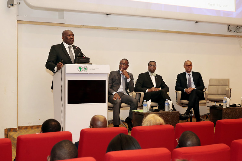 Off-Grid Revolution Stakeholder Consultation Workshop – Energy Week - Adidjan March 28, 2017