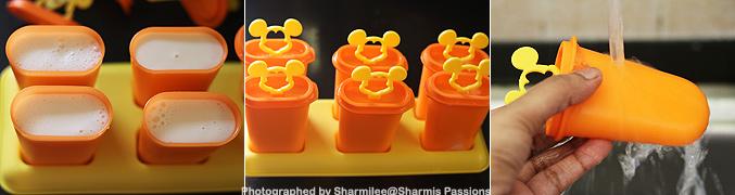 How to make Orange creamsicles recipe - Step5