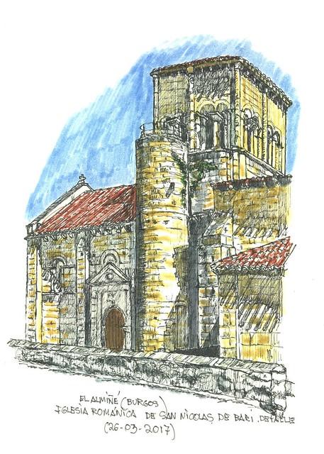 El Almiñé (Burgos)