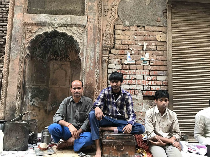 City Food - Lallan's Chai, Galli Choori Wallan, Old Delhi