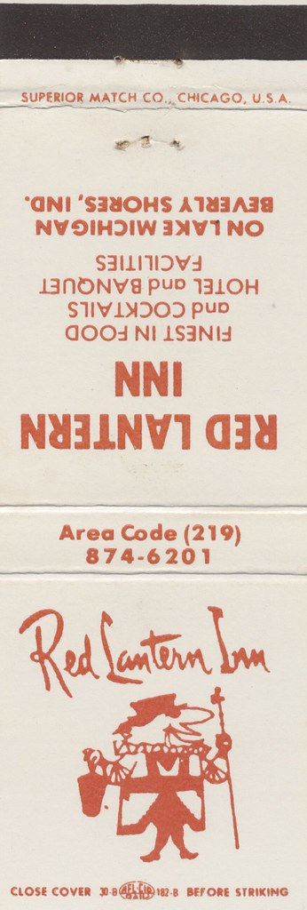 Red Lantern Inn - Beverly Shores, Indiana