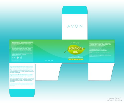 Avon Packaging | by LuanaGrato