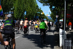 World Naked Bike Ride 2014 (June 21st)