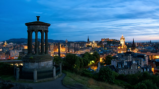 Calton Hill, Edinburgh | by raphael.chekroun