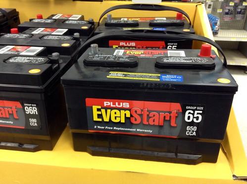 Walmart Car Battery Without Receipt