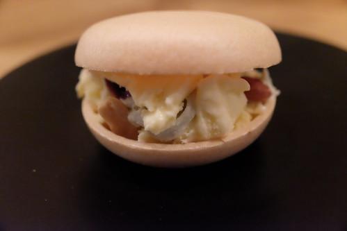 ブルーチーズの最中アイス craftsman gotanda 28