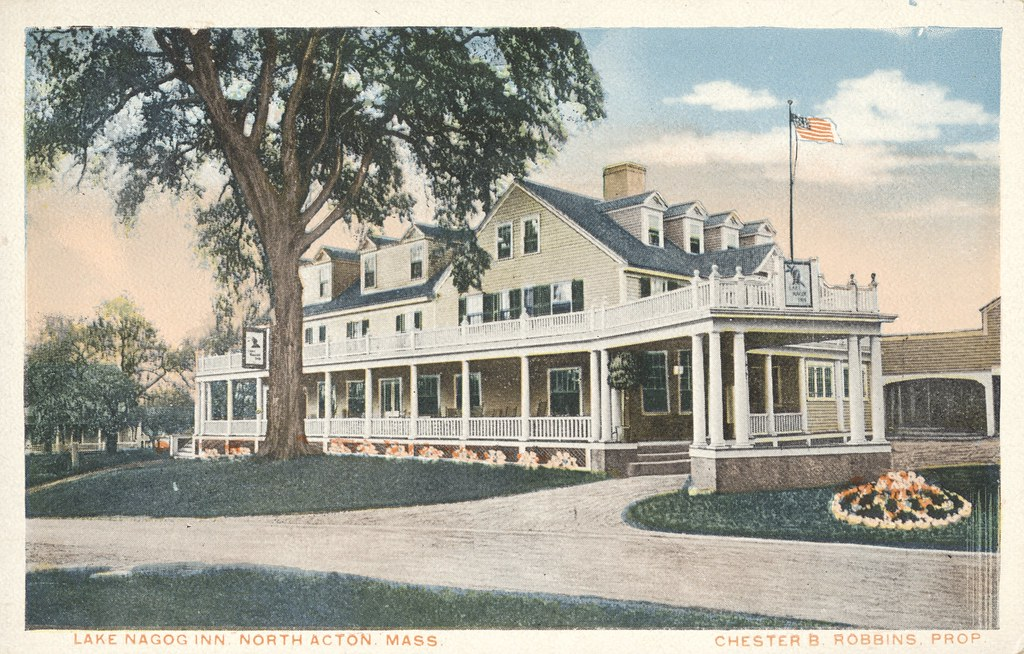 Lake Nagog Inn - North Acton, Massachusetts