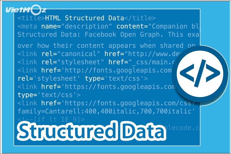 structured-data-la-gi