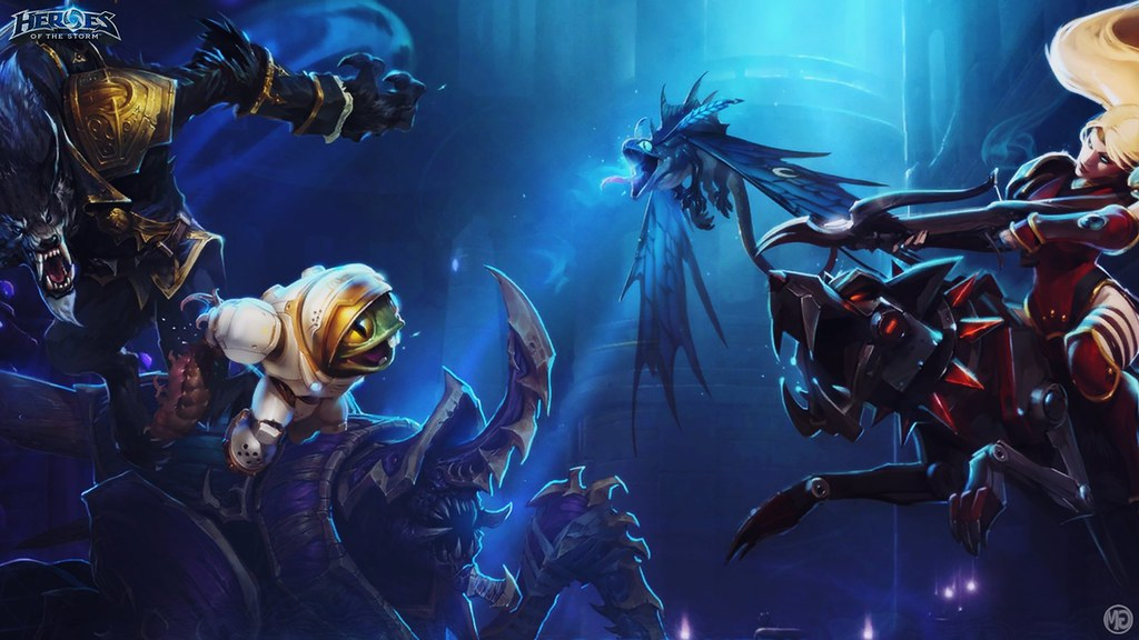 Heroes Of The Storm 20 Wallpaper 1080p