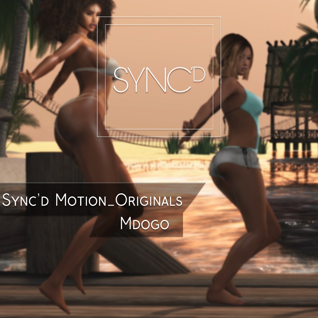 Sync'd Motion__Originals - Mdogo