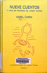 Karel Capek, Nueve cuentos