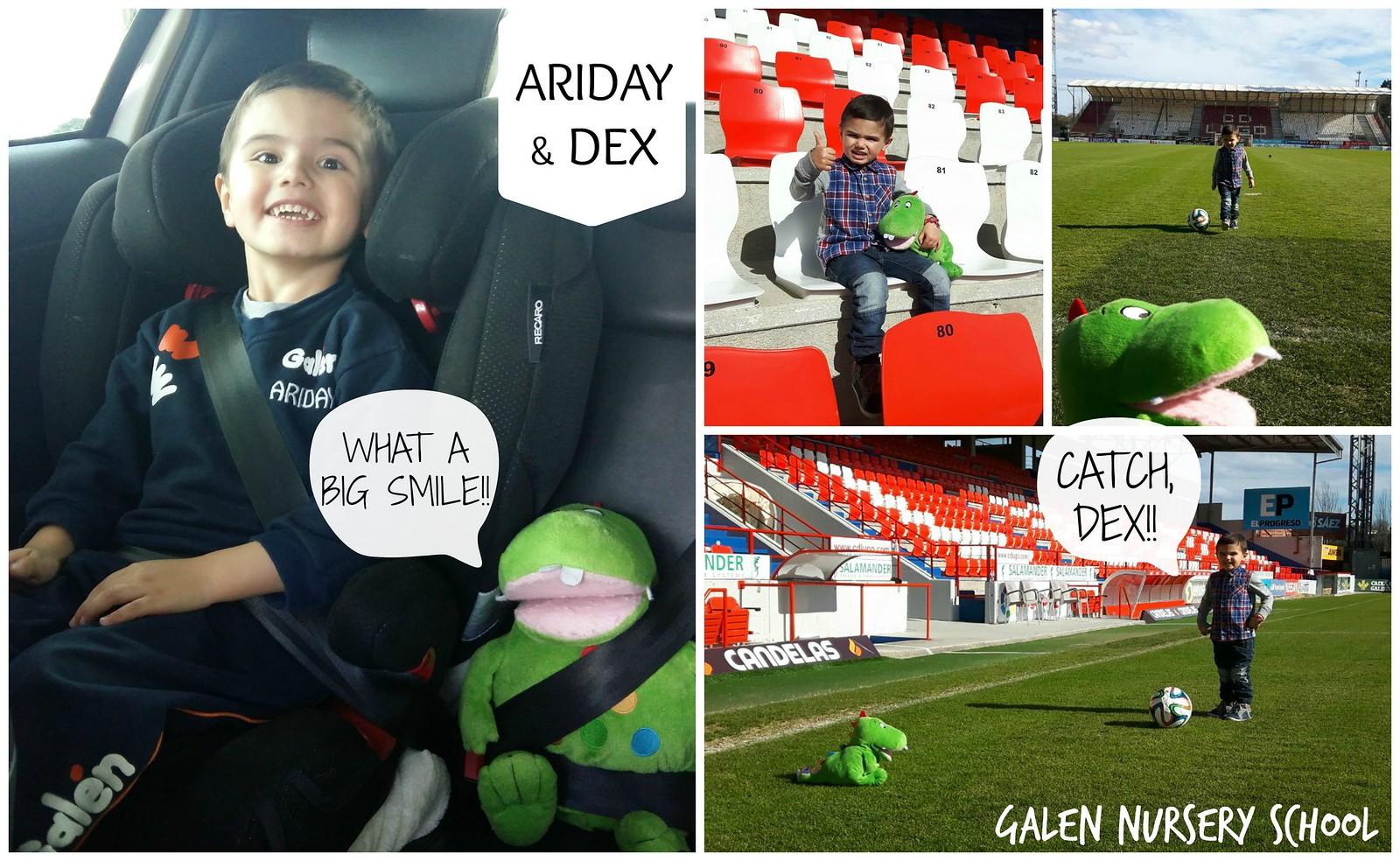 ARIDAY & DEX