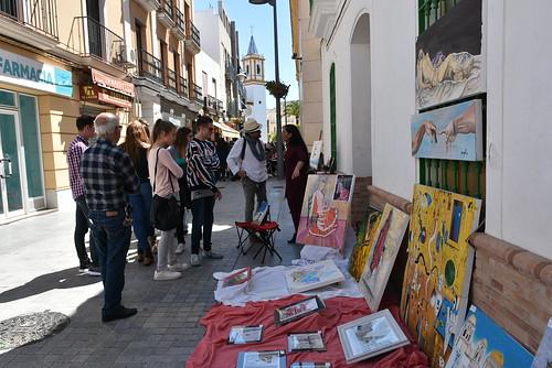 Muestra de Artes Plásticas al Aire Libre Ciudad de Dos Hermanas