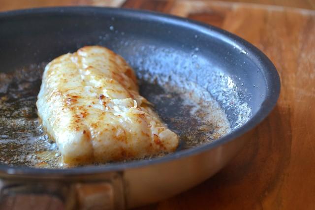 黄油鳕鱼食谱