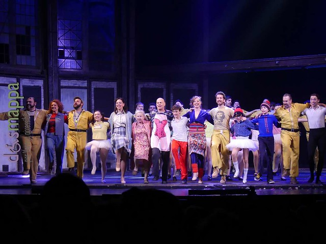 20140405 Billy Elliot musical