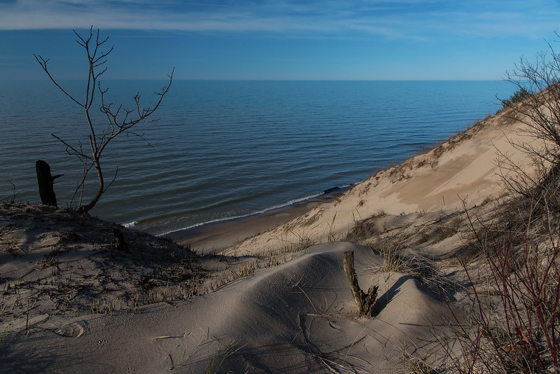 The Dune at The Burn Line