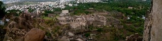 Golconda Fort Panaroma | by IndianTinker