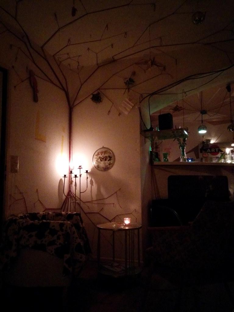 Stilvolle Bar in Kreuzberg (Name entfallen, irgendwas fran… | Flickr