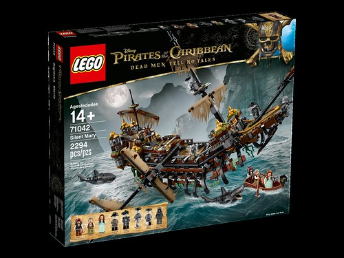 LEGO Pirates of the Caribbean 71042 - The Silent Mary | by THE BRICK TIME Team