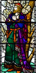 St Edmund of East Anglia (William Aikman, 1927)
